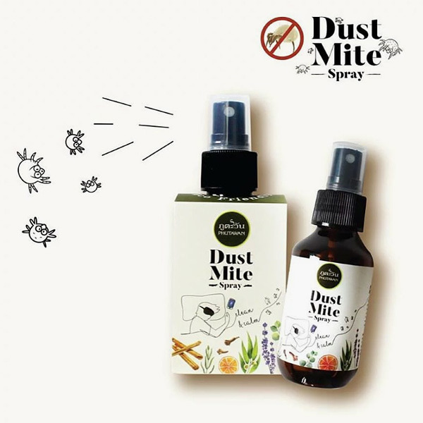 Dust Mite Spray