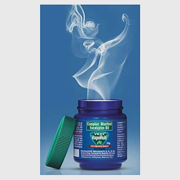 VapoRub(recommends 10%off)