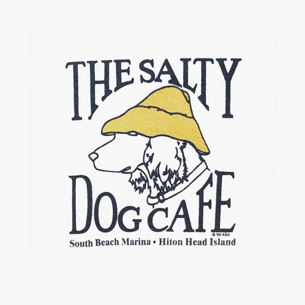 The Salty Dog Cafe(New5%off ~11.28)
